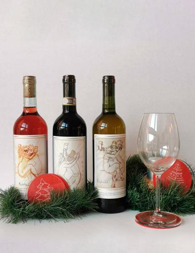 """Collezione bottiglie """"Raphael"""""""